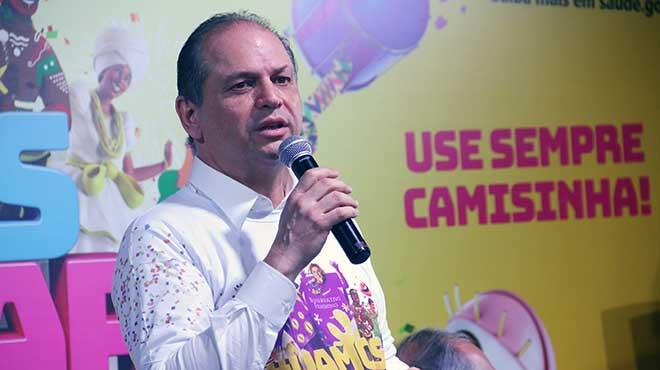 Ricardo Barros, ministro de Salud de Brasil