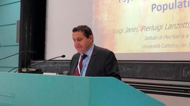 Riccardo Colasanti, gerente general de Hospital UTPL.