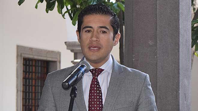 Richard Martínez, ministro de Finanzas.