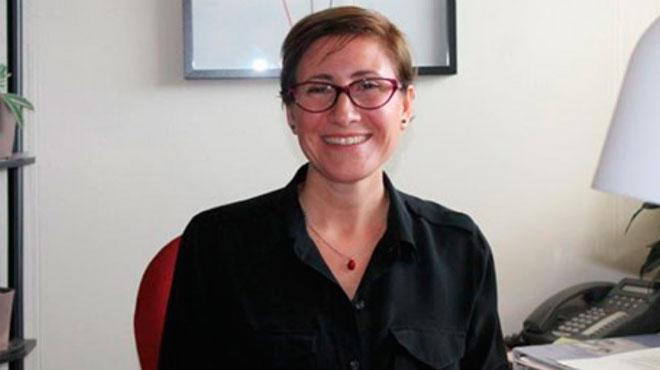 Roberta Villal�n, investigadora de la Universidad de St. John�s.