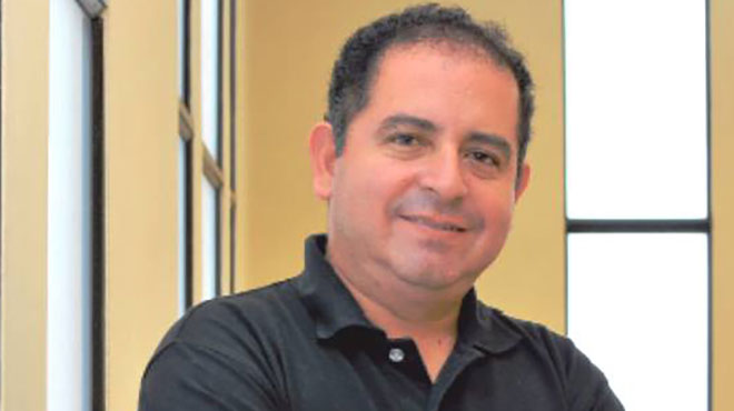 Rodney Mart�nez, director del Ciifen.