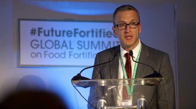 Roland Kupka, asesor para la nutrici�n de Unicef.