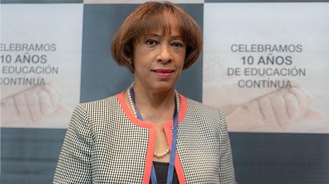 Rosy Pereira, Instituto del Abuelo y Centro Internacional de Longevidad de la Rep�blica Dominicana.