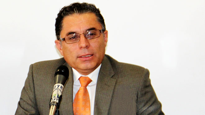 Rubén Chiriboga, director ejecutivo del INDOT.
