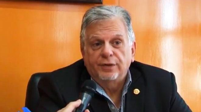 Rubén Tucci, presidente de la Confemel.