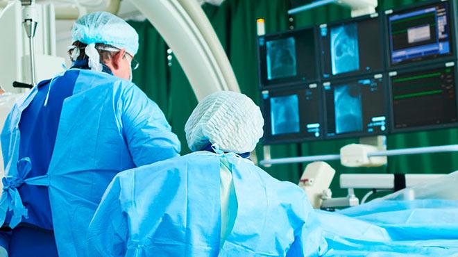Falta de infraestructura hospitalaria se ve reflejada en procedimientos quir�rgicos.