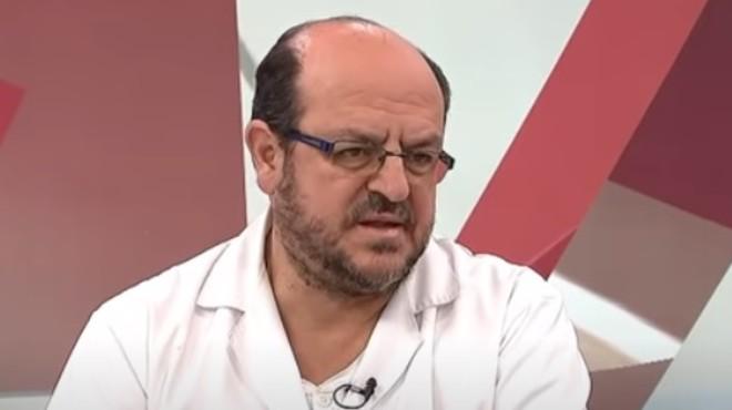 Santiago Carrasco, presidente de la FME.