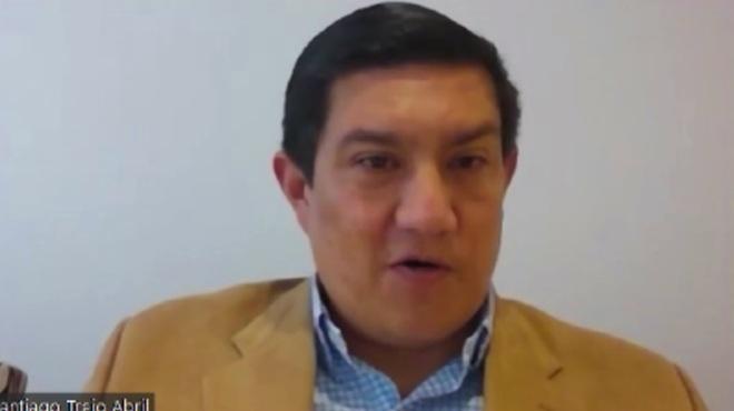 Santiago Trejo Abril, consultor de asuntos regulatorios.