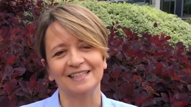 Gwenda Hughes, m�dico de la instituci�n Public Health England.