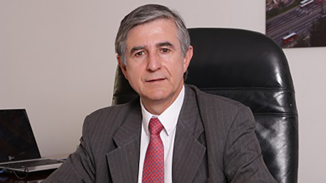 Luis Gonzalo Morales, secretario de Salud de Bogot�.