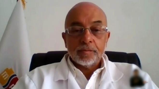 Xavier Sol�rzano, viceministro de Salud.