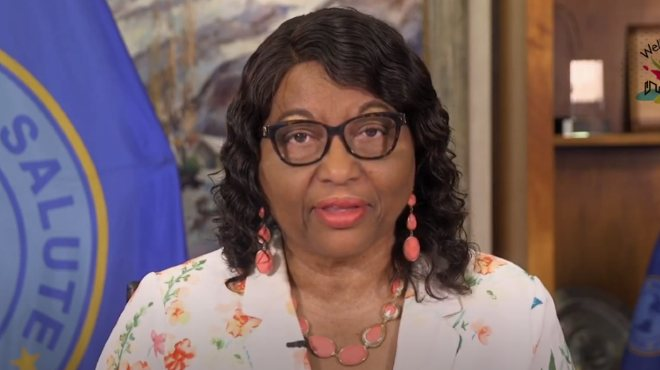 Carissa Etienne, directora de la OPS.