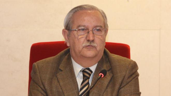 Seraf�n Romero, presidente de La Organizaci�n M�dica Colegial (OMC).