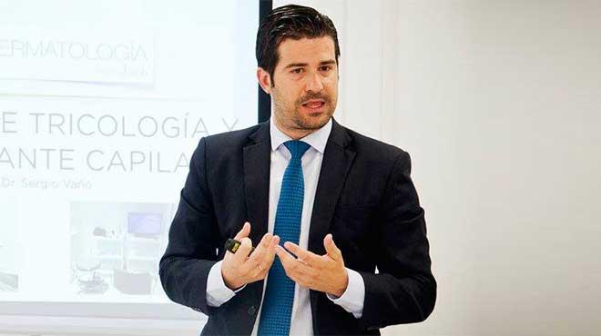 Sergio Vañó, presidente de AIES.