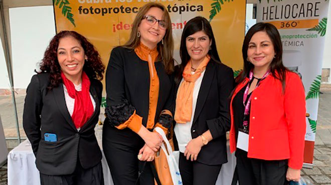 Fernanda Proa�o, Geovana Guti�rrez, Karina Erreyes, Silvana Parra.