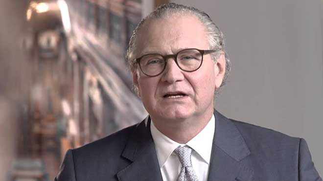 Stefan Oschmann, presidente y director de Merck.