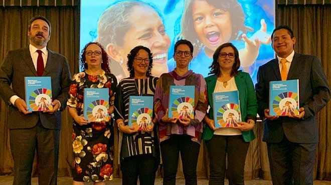 Presentaci�n del estudio ?Situaci�n de la ni�ez y adolescencia en Ecuador, una mirada a trav�s de los ODS?.