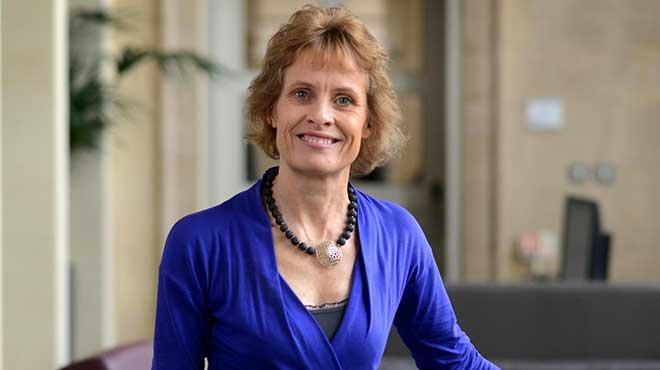 Susan Jebb, profesora de la Universidad de Oxford.
