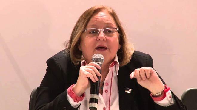 Suzanne Serruya, directora del Centro Latinoamericano de Perinatolog�a de la OPS.