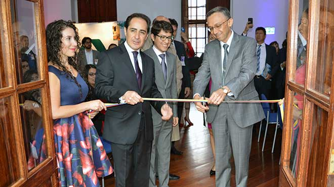 Inauguraci�n de TECHMED Ecuador 2019.
