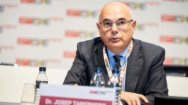 Josep Tabernero, presidente de ESMO.