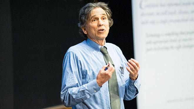 Ted Kaptchuk, director del Programa de Estudios de placebo del Beth Deaconess Medical Center.