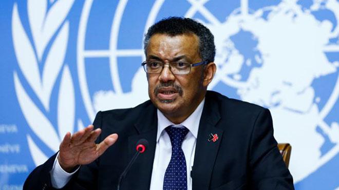 Tedros Adhanom Ghebreyesus, director de OMS.