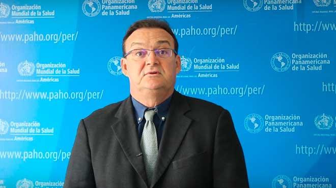 Teófilo Monteiro, Equipo Técnico Regional de Agua y Saneamiento de OPS/OMS