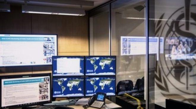 El Centro De Inteligencia Para Pandemias Y Epidemias tiene sede en Berl�n.