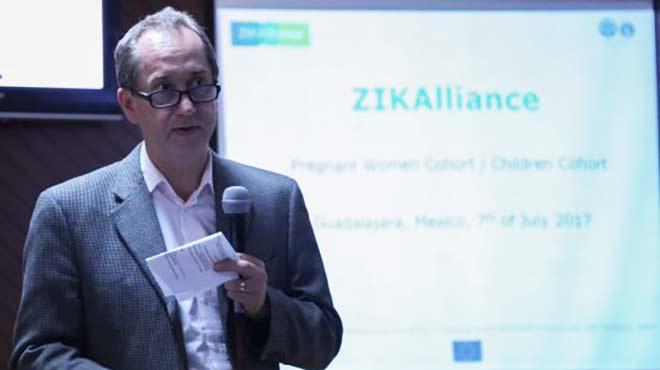 Thomas Jaenisch, miembro de ZIKAlliance