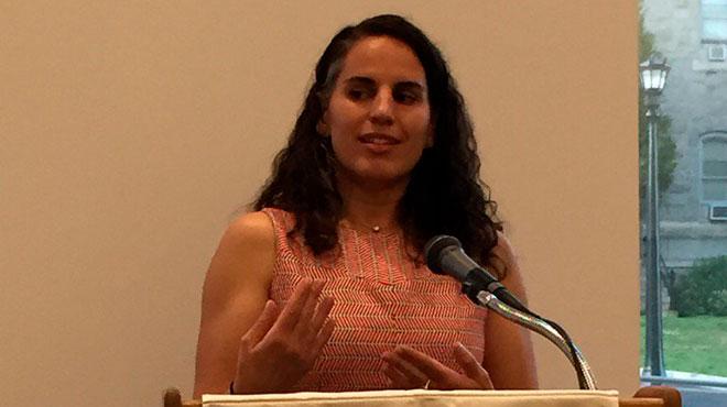 Tiffany Farchione, FDA.