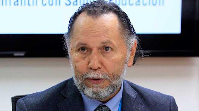 Tito D�az, coordinador sub-regional para Mesoam�rica de la FAO