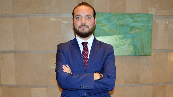 Francisco Villavicencio Olivar, especialista de Tesi Group.