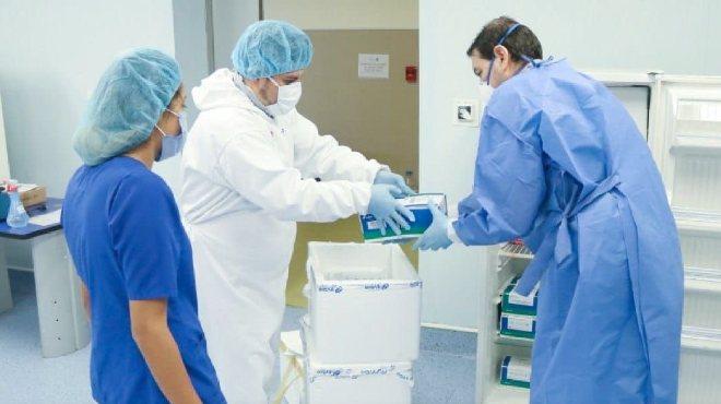 El Inbiomed ha procesado 8.850 muestras tomadas en la ciudadan�a en general.