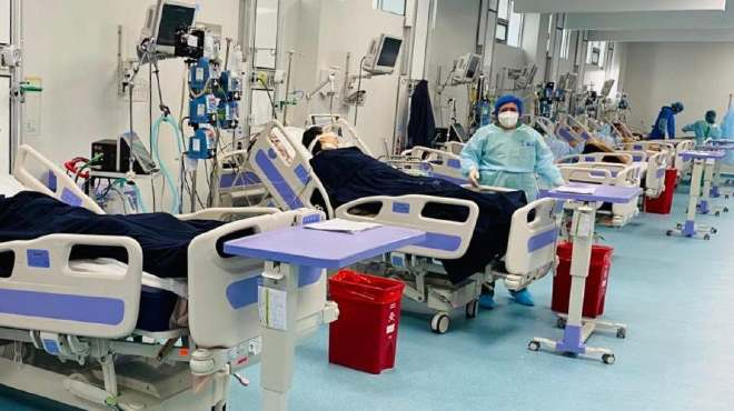 En la semana epidemiol�gica 17 se registran 199 fallecimientos por COVID-19. Foto referencial: MSP.