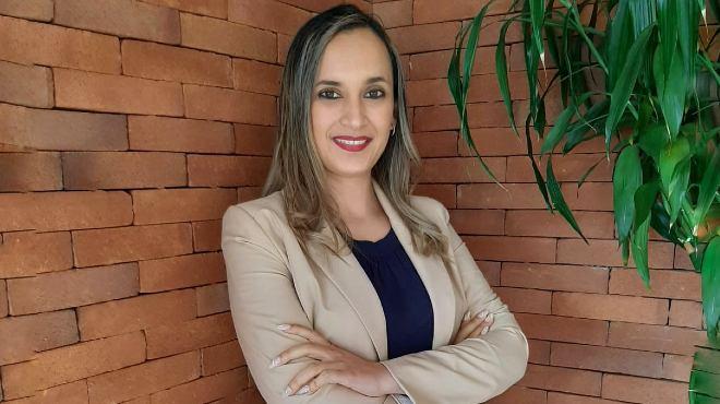 Carolina Villarroel, directora m�dica de Medicamenta Ecuatoriana.