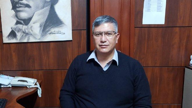 V�ctor �lvarez, presidente del CMP.