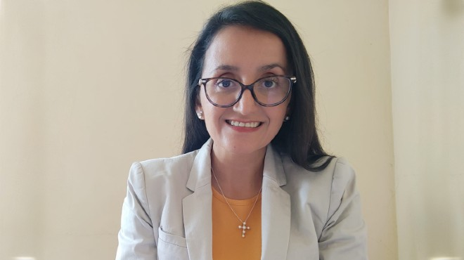 Viviana Araujo, presidenta de la Asecup.