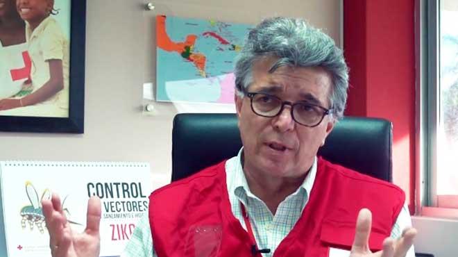 Walter Cotte, director de la FICR para las Am�ricas