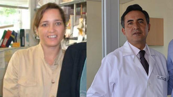 Josefina Coloma, Universidad de California-Berkeley; y �ngel Guevara, Inbiomed-UCE.