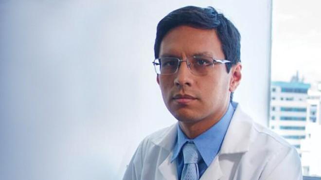 William Acosta, especialista en Endocrinolog�a y Metabolismo.