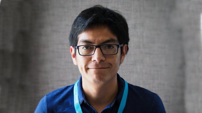 Wilmer Tarupi, docente investigador de la Universidad UTE.