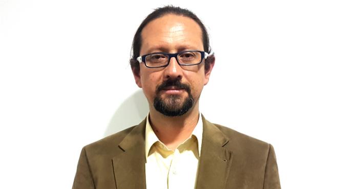 Xavier Maldonado, coordinador de Alames, núcleo Ecuador.