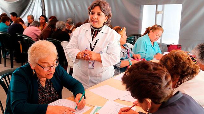 El Centro de Atenci�n al Adulto Mayor recibe a alrededor de 80 personas.