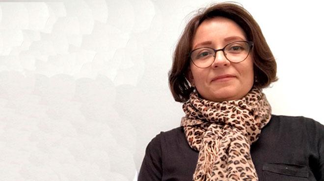 Ana Luc�a Mart�nez, docente - investigadora de la UDLA.