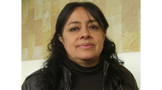 Ana Mar�a, Revelo, secretaria de salud de Ipiales.