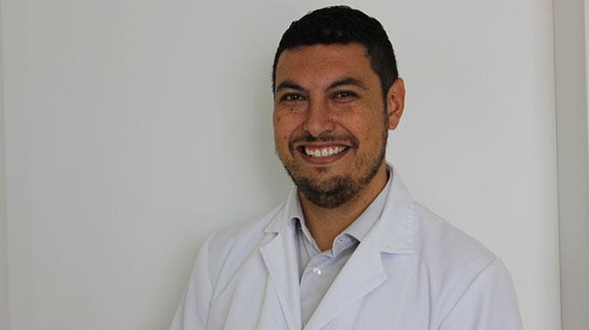 Andrés Sotomayor, gerente del (HGDC).
