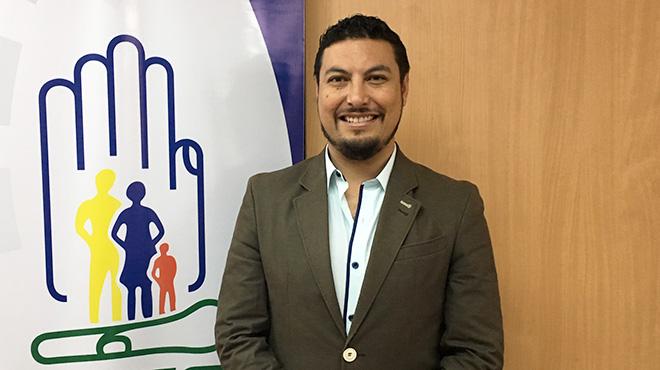 Andr�s Sotomayor, director del Seguro de Salud del IESS.