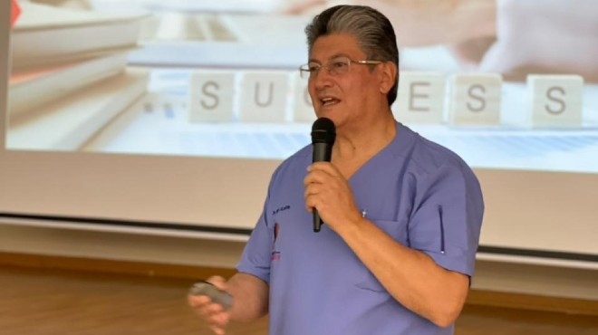 �ngel Alarc�n, decano de la nueva Facultad de Medicina.
