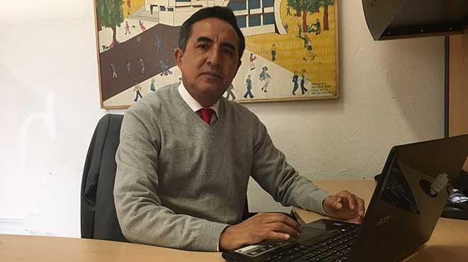 �ngel Guevara, Centro de Biomedicina Molecular.